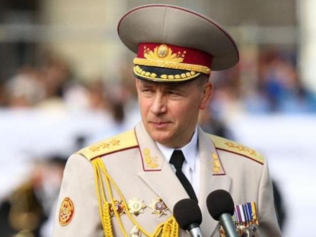 Олег Махницкий