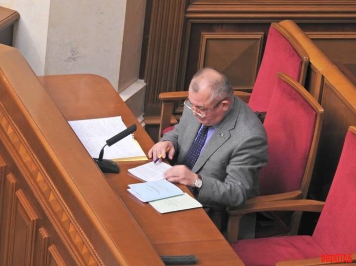 Владимир Мойсик дорожит своим временем