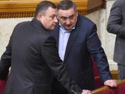 Дмитро Святаш і Ярослав Дубневич отримали протоколи від НАЗК