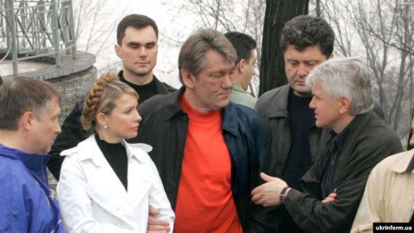Отравление Ющенко: что это было?