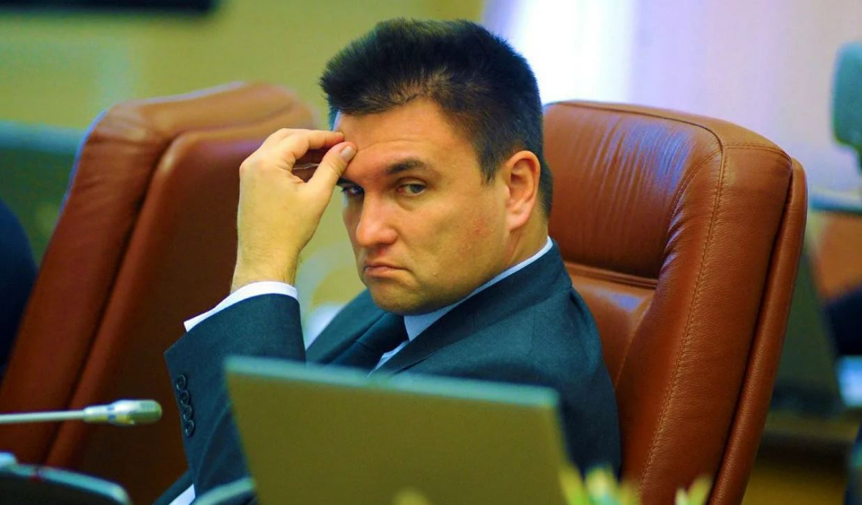 Климкин разбогател на посту министра