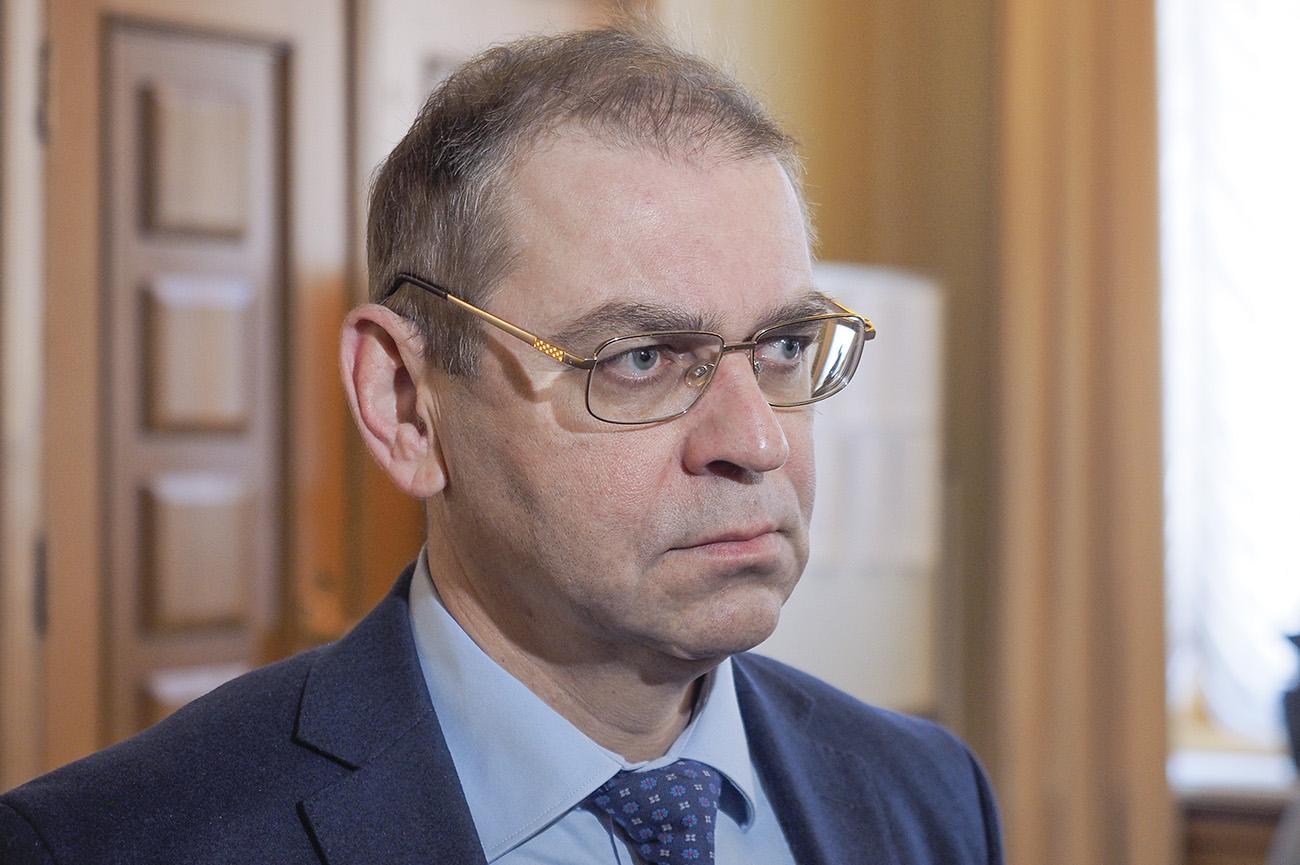 Дело Пашинского о стрельбе в человека передали в суд