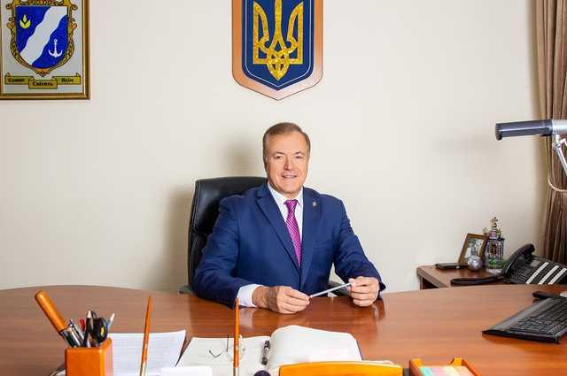 Главный коррупционер Южного Владимир Новацкий снова баллотируется на пост мэра